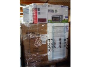 Special offer: Mixed pallets electric kitchen appliances