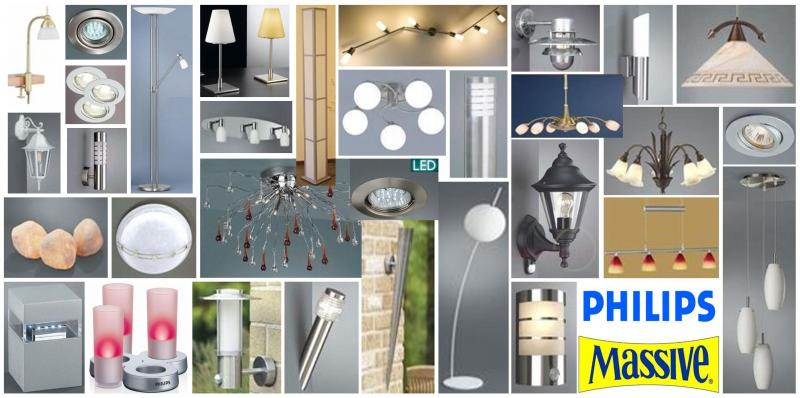 philips massive lamps luminaires spot market cottbus. Black Bedroom Furniture Sets. Home Design Ideas