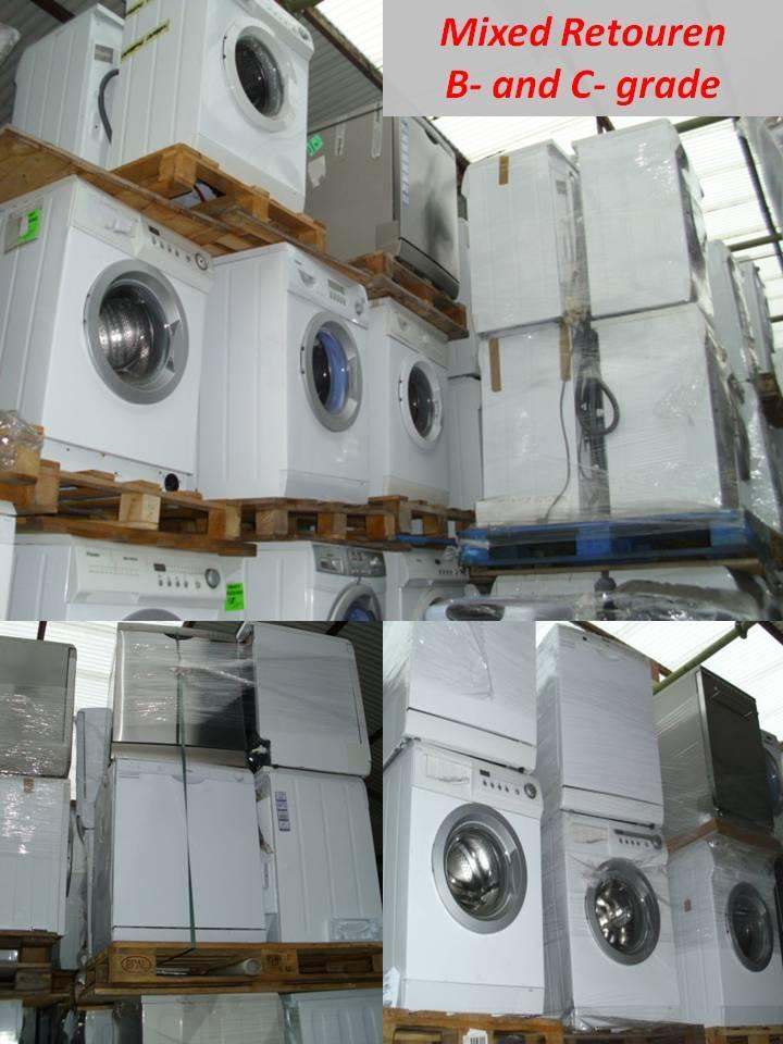 sonderposten weissware waschmaschinen geschirrsp ler ungepr fte retouren lagerverkauf cottbus. Black Bedroom Furniture Sets. Home Design Ideas
