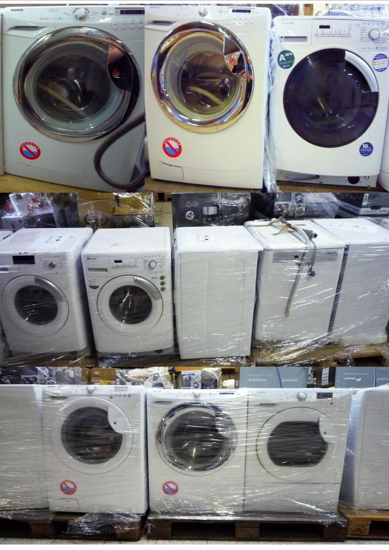 sonderposten weissware waschmaschinen geschirrsp ler trockner in b sortierung. Black Bedroom Furniture Sets. Home Design Ideas